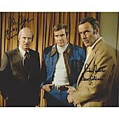 Alan Oppenheimer / Richard Anderson Six Million Dollar Man