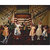 Sound of Music cast of 7 8X10 #8