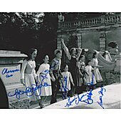 Sound of Music cast of 7 8X10 #9