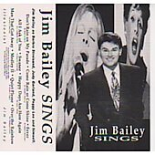 Jim Bailey signed in person casette tape insert