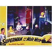 Beverly Washburn Superman and the Mole Men