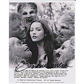 Barbara Carrera Beauty and the Beasts