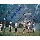 Sound of Music cast of 7 8X10 #11