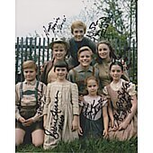 Sound of Music cast of 7 8X10 #13