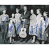 Sound of Music cast of 7 8X10 #14