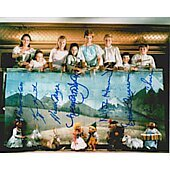 Sound of Music cast of 7 8X10 #15
