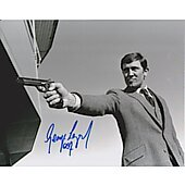 George Lazenby James Bond 007 #16