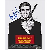 George Lazenby James Bond 007 #20