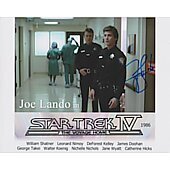 Joe Lando Star Trek