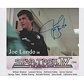 Joe Lando Star Trek 2