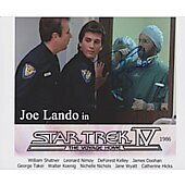 Joe Lando Star Trek 3
