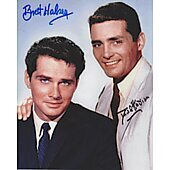 Brett Halsey & David Hedison The Fly