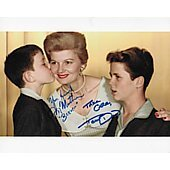 Jerry Mathers & Tony Dow Leave it to Beaver 8X10 #12