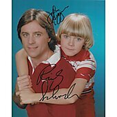 Ricky Schroder & Joel Higgins Silver Spoons 8X10