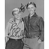 Ricky Schroder & Joel Higgins Silver Spoons 8X10 #2