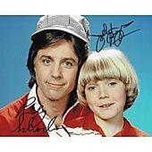 Ricky Schroder & Joel Higgins Silver Spoons 8X10 #3