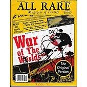All Rare Fantasy War of the Worlds Magazine
