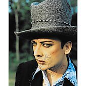 Boy George of Culture Club 6