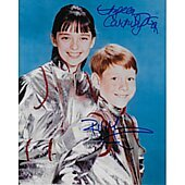 Lost in Space Billy Mumy and Angela Cartwright 2