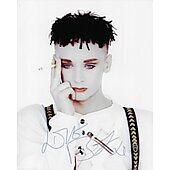 Boy George of Culture Club 8