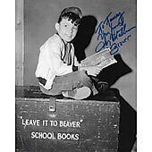 Jerry Mathers Leave it to Beaver 8X10 (personalized to Tommy)