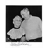 Helen Richman (with Bela Lugosi)