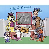 Marvin Kaplan Top Cat 8X10 #3