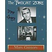 Mary Gregory Twilight Zone
