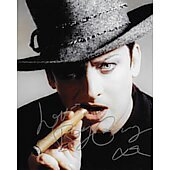 Boy George of Culture Club 12