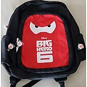 """Big Hero 6""black promo backpack  2"