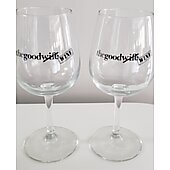 """the Good Wife"" Wine glasses PROMO  3"