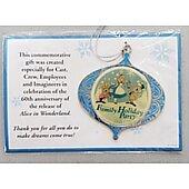 """""""Alice in Wonderland"""" commemorative gift PROMO  3"""
