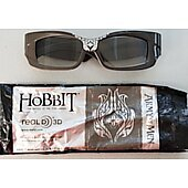 """The Hobbit"" real 3D glasses PROMO 1"
