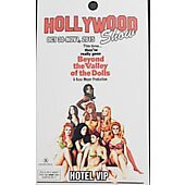 Limited Edition Hollywood Show HOTEL VIP Pass Beyond the Valley of the Dolls