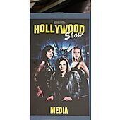 Limited Edition Hollywood Show MEDIA Pass Birds of Prey