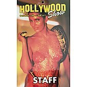Limited Edition Hollywood Show STAFF Pass Joanna Cassidy