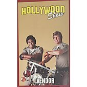 Limited Edition Hollywood Show VENDOR Pass Chips