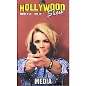 Limited Edition Hollywood Show MEDIA Pass Angie Dickinson
