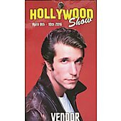 Limited Edition Hollywood Show VENDOR  Pass Fonzie