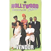 Limited Edition Hollywood Show VENDOR Pass Fresh Prince of Bel Air