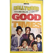 Limited Edition Hollywood Show HOTEL VIP Pass Good Times