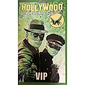 Limited Edition Hollywood Show VIP Pass Green Hornet .