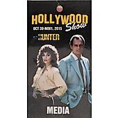 Limited Edition Hollywood Show MEDIA  Pass Hunter