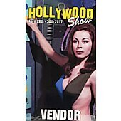 Limited Edition Hollywood Show VENDOR  Pass Sherry Jackson