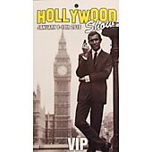 Limited Edition Hollywood Show VIP  Pass George Lazenby