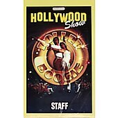 Limited Edition Hollywood Show STAFF  Pass Roller Boogie