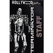 Limited Edition Hollywood Show STAFF Pass Terminator
