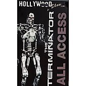 Limited Edition Hollywood Show ALL ACCESS Pass Terminator
