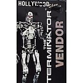 Limited Edition Hollywood Show VENDOR Pass Terminator
