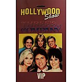 Limited Edition Hollywood Show VIP Pass Three's Company
